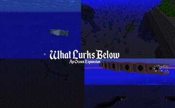 What Lurks Below Minecraft Mod