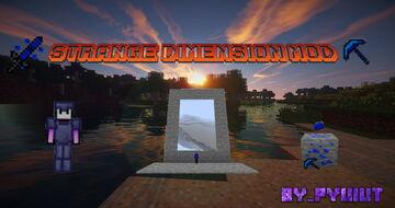 [mod] Strange Dimension Mod Minecraft Mod