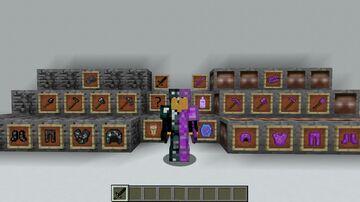 BedrockISbreakable Minecraft Mod