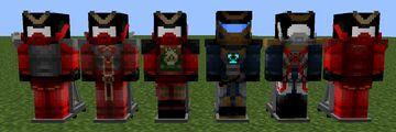 Samurai X Addon Minecraft Mod