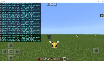 morphing mod for bedrock edition (use option 2 in description) (mod does not work) Minecraft Mod