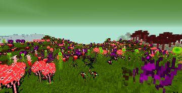 Corrupted lands by zach3011 (Mod test 1) DISCONTINUED Minecraft Mod