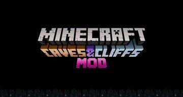 Caves and Cliffs mod [1.17] Minecraft Mod