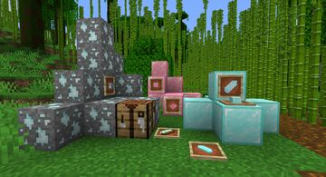 Synthesis Crystals [FABRIC 1.16.4] Minecraft Mod
