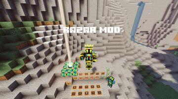 Razar_mod Minecraft Mod