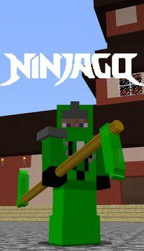 Ninjago: Masters of Spinjitzu Minecraft Mod