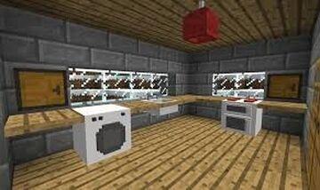 Furniture Mod Minecraft Mod