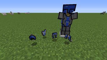 Battle Armor Mod Minecraft Mod