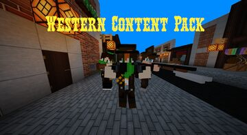 Western - Armouer's Workshop Content Pack Minecraft Mod