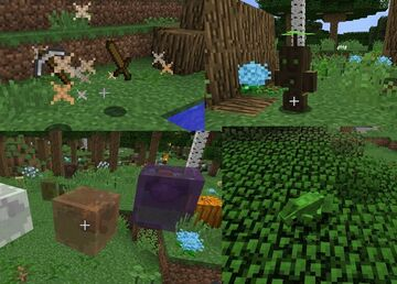 obs primi mobs Minecraft Mod