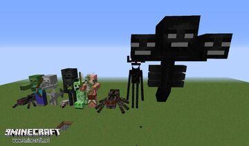 TItans Mod Minecraft Mod
