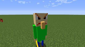 Baldi's Mod 1.0.0 Minecraft Mod