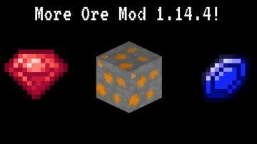 More Ores Mod 1.14.4! Minecraft Mod