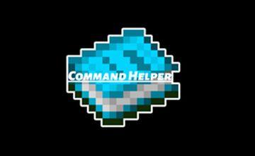 Command Helper Minecraft Mod