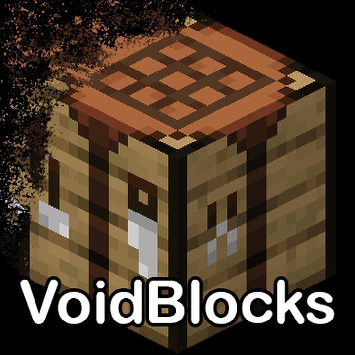 VoidBlock mod logo