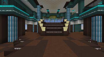 Stargate Atlantis Texture mod v1.2 Minecraft Mod