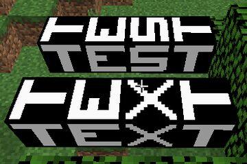 Alfabet Mod Minecraft Mod