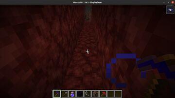 Nether Pickaxe Minecraft Mod