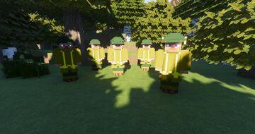 us ww2 uniform armourersWorkshop Minecraft Mod