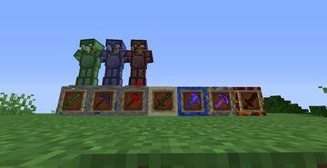 Roweenah's Tool Mod Minecraft Mod