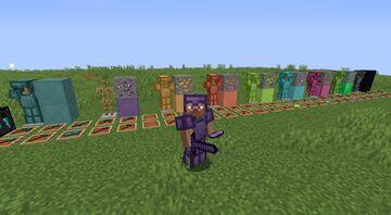 8-bit Warrior-craft 1.0.4 Update! Minecraft Mod