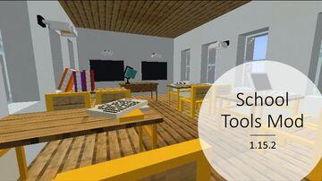 School Tools Mod [1.15.2] Minecraft Mod