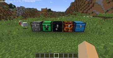 LThirty6's MoreChests Minecraft Mod