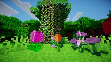 LDShadowLady's Flower Breeding Mod (1.14.4) Minecraft Mod