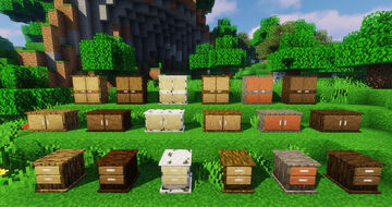 Macaw's Furniture Forge (1.15.2, 1.15.1 , 1.14.4, 1.12.2) Minecraft Mod