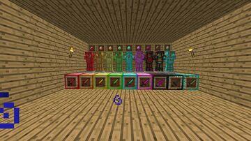 Vortex2Oblivion's More Diamonds mod 1.12.2 - 1.15.2 Minecraft Mod