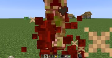 Blood Particles [1.14.4 - 1.16.3] Minecraft Mod