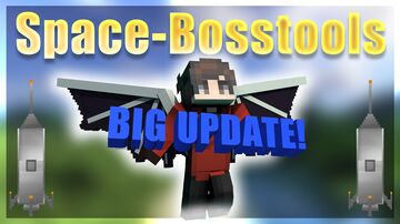 Space-BossTools Mod 1.15.2-1.14.4 Minecraft Mod