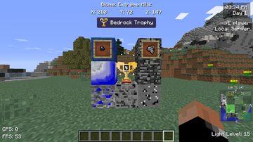 Infinity Pickaxe Minecraft Mod