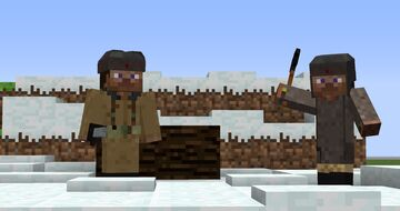 Armourer's Workshop 1.7.10 Soviet Afghan War and Soviet Union Uniforms Minecraft Mod