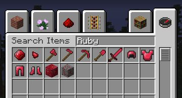 Rubify Mod for 1.15 Versions Minecraft Mod