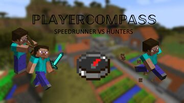 PlayerCompass 1.16.4 [Speedrunner vs Hunters] [Spigot Plugin] Minecraft Mod