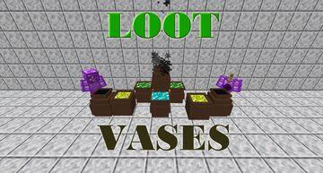 Loot Vases 1.15.2 Minecraft Mod