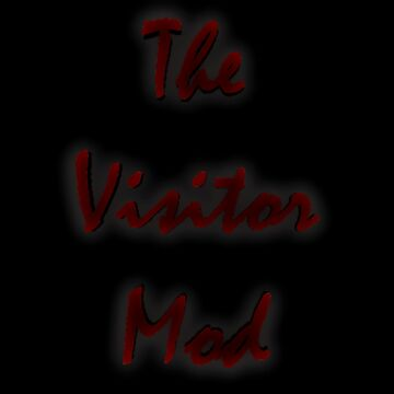 The Visitor Mod Minecraft Mod