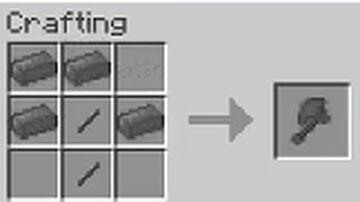 steel ore Minecraft Mod