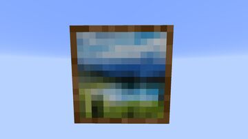 More Paintings Minecraft Mod
