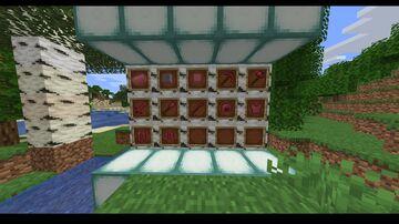 lava items Minecraft Mod