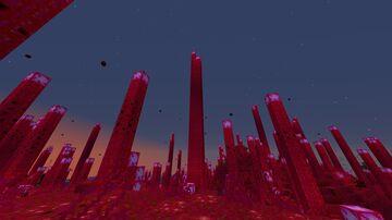 Destruction of the world Minecraft Mod
