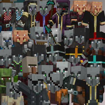 Hard Pillage 22LA_1 Minecraft Mod