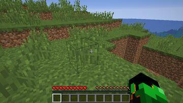 Placing blocks gives you damege Minecraft Mod