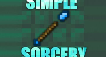 Simple Sorcery (1.15.2) (FORGE ONLY) Minecraft Mod