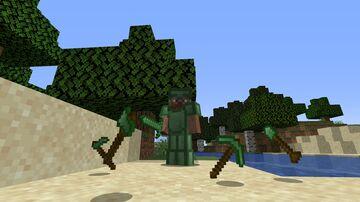 Emeralds! Minecraft Mod