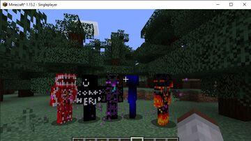 NewEnderman Minecraft Mod