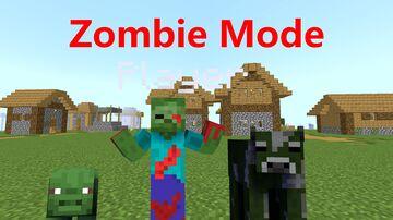 Zombie Mode Minecraft Mod