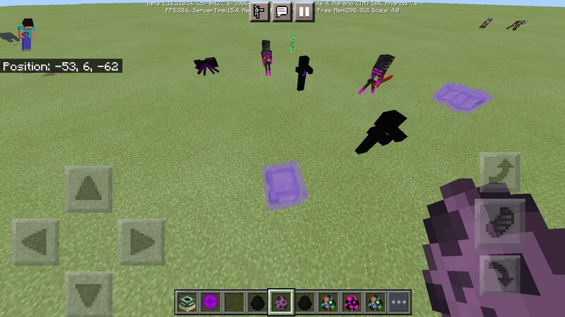 More End Mobs