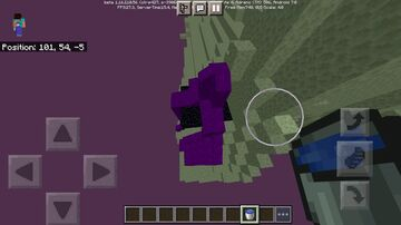 End Update Mod For MCPE(Preview) Minecraft Mod